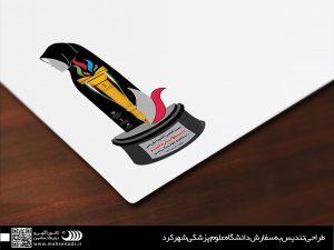 نمونه کارهای طراحی و تبلیغات - طراحی تندیس